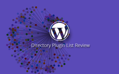 Best Free WordPress Directory Plugin List Review
